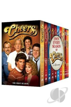 Cheers - The Complete Series DVD Cover Art