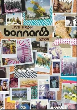 Live at Bonnaroo 2009 DVD Cover Art
