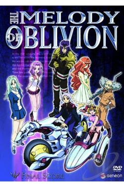 Melody of Oblivion - Vol. 6: Final Score DVD Cover Art
