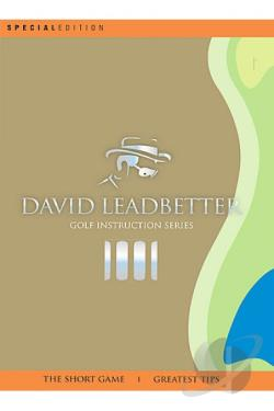 David Leadbetter Golf Instruction Special Edition Vol 3 DVD Cover Art
