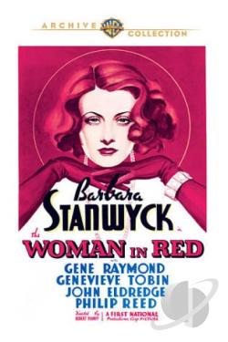 Woman in Red DVD Cover Art