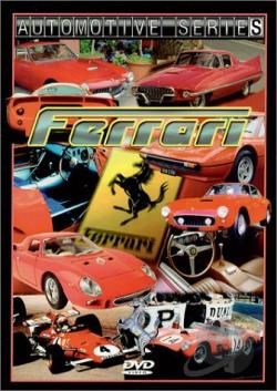 Automotive Series - Ferrari DVD Cover Art
