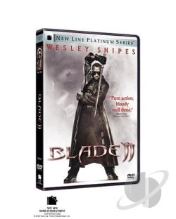 Blade II DVD Cover Art