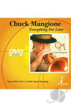 Chuck Mangione: Everything for Love DVD Cover Art