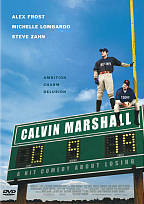 Calvin Marshall DVD Cover Art