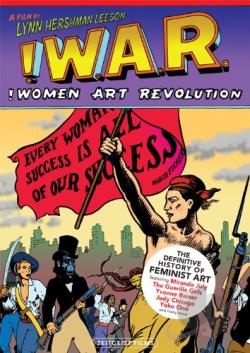 !Women Art Revolution DVD Cover Art