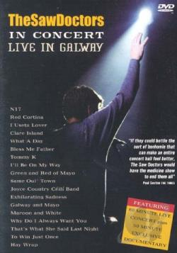 Live In Galway DVD Cover Art