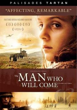 Man Who Will Come DVD Cover Art