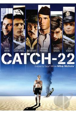 Catch-22 DVD Cover Art
