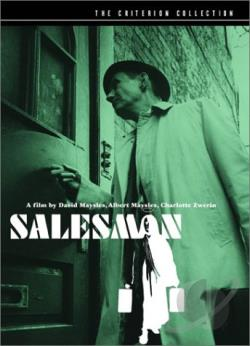 Salesman DVD Cover Art