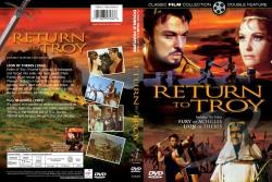 Return to Troy - Lion of Thebes/Fury of Achilles - 2 Pack DVD Cover Art