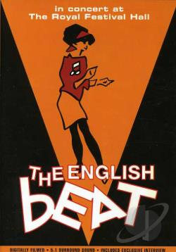 English Beat - In Concert at the Royal Festival Ha DVD Cover Art
