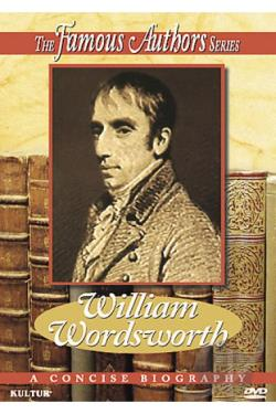 Famous Authors Series, The - William Wordsworth DVD Cover Art