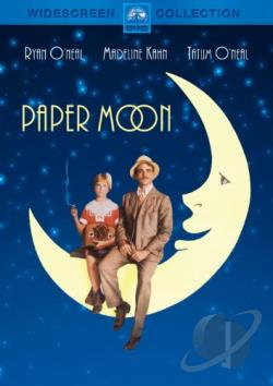 Paper Moon DVD Cover Art