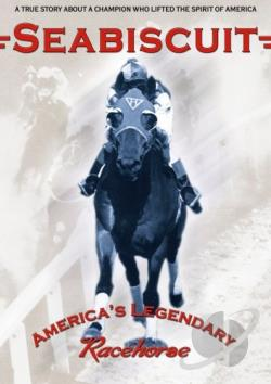 Seabiscuit - America's Legendary Racehorse DVD Cover Art