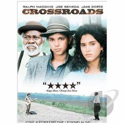 Crossroads DVD Cover Art