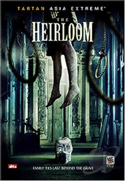 Heirloom DVD Cover Art