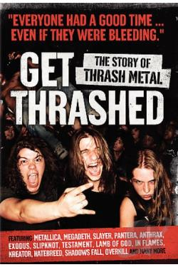 Get Thrashed DVD Cover Art