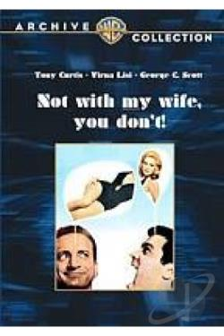 Not with My Wife, You Don't! DVD Cover Art