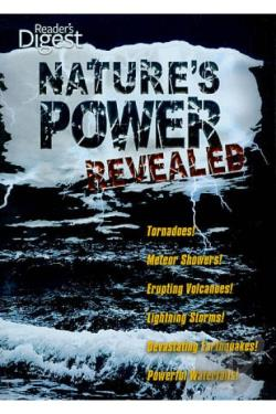 Reader's Digest: Nature's Power Revealed DVD Cover Art