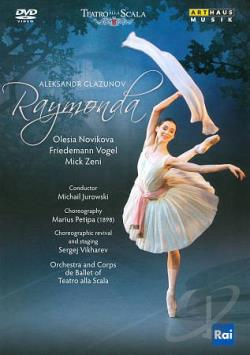 Raymonda DVD Cover Art