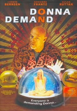 Donna On Demand DVD Cover Art