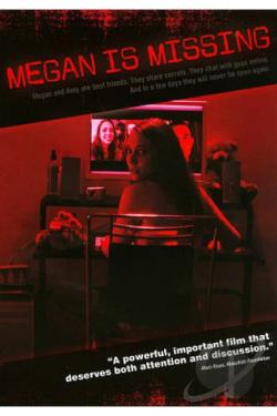 Megan Is Missing DVD Cover Art