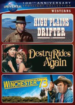 Westerns DVD Cover Art