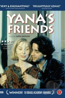 Yana's Friends DVD Cover Art