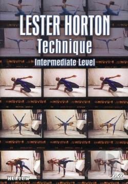 Lester Horton Technique: Intermediate Level DVD Cover Art