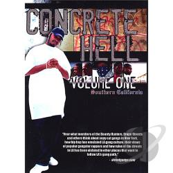 Concrete Hell DVD Cover Art