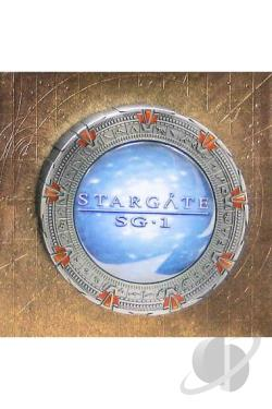 Stargate SG-1 - The Complete Series Collection DVD Cover Art