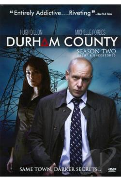 Durham County - The Complete Second Season DVD Cover Art