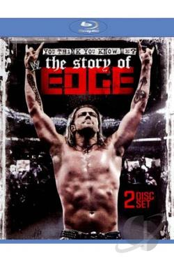 WWE: You Think You Know Me? - The Story of Edge BRAY Cover Art