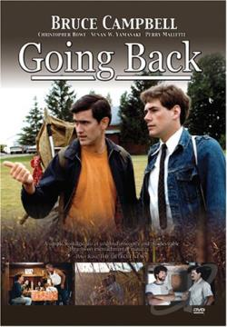 Going Back DVD Cover Art