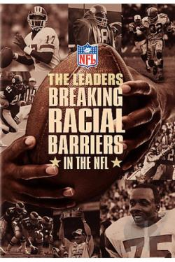 NFL the Leaders: Breaking Racial Barriers in the NFL DVD Cover Art
