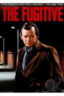 Fugitive - The Fourth And Final Season: Vol. 2 DVD Cover Art