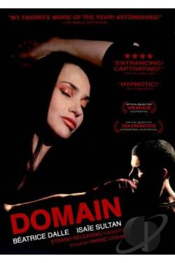Domain DVD Cover Art