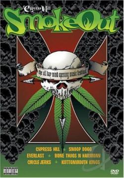 Cypress Hill - The Smoke Out Festival DVD Cover Art