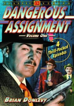 Dangerous Assignment, Volume 1 movie