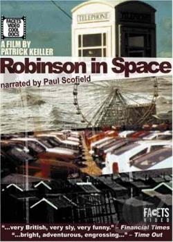 Robinson in Space DVD Cover Art