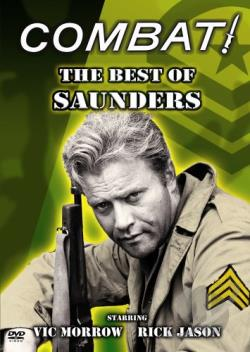 Combat! - The Best of Saunders DVD Cover Art