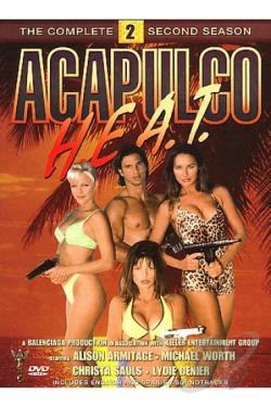 Acapulco H.E.A.T - The Complete Second Season movie