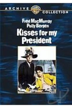 Kisses for My President DVD Cover Art