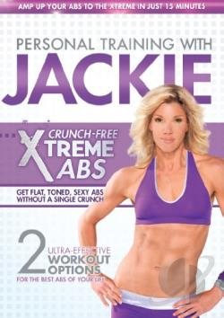 Personal Training with Jackie: Crunch-Free Xtreme Abs DVD Cover Art