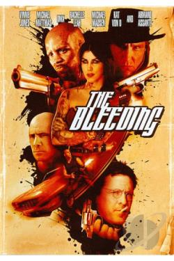Bleeding DVD Cover Art
