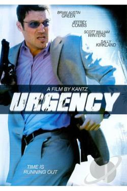 Urgency DVD Cover Art