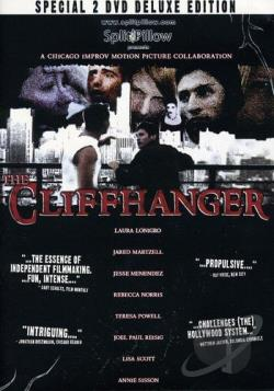 Cliffhanger DVD Cover Art