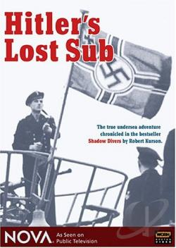 Nova - Hitler's Lost Sub DVD Cover Art