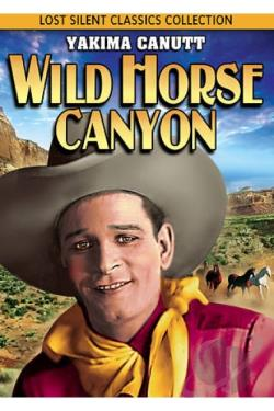 Wild Horse Canyon DVD Cover Art